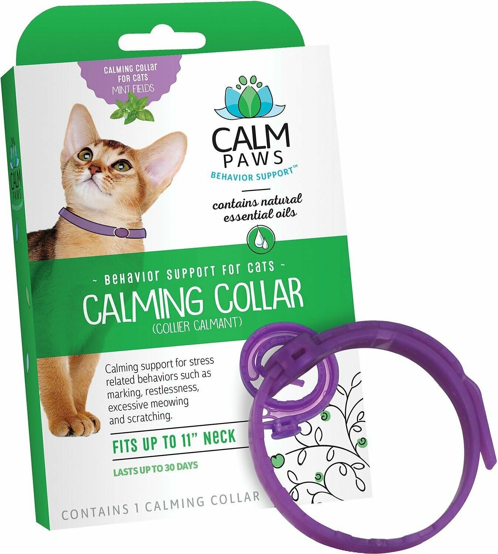Calm Paws успокаивающий ошейник для кошек