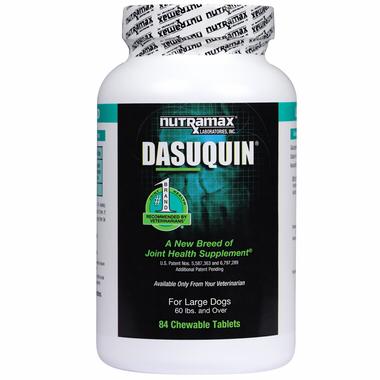 Nutramax Dasuquin (Дазикин) для крупных пород собак