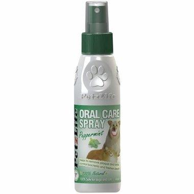 PetzLife Oral Care Peppermint Spray