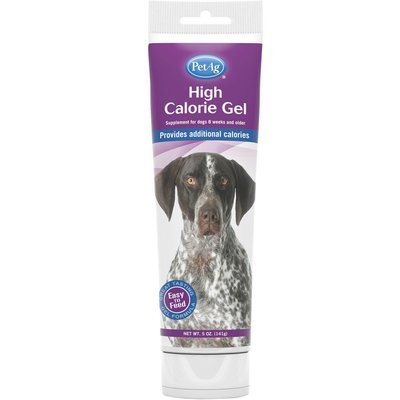 PetAg High Calorie Gel для собак и щенков