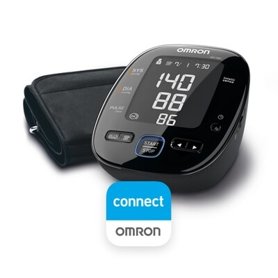 OMRON Upper Arm Blood Pressure Monitor HEM-7280T (Connected)