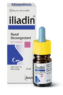 Iliadin (Infant) Nasal Drop 0.01% 5ml