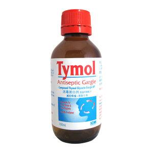 Tymol Antiseptic Gargle (1 Bottle)