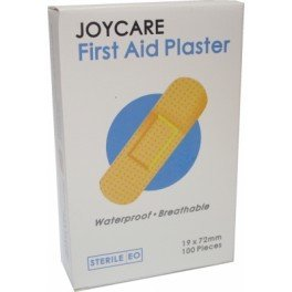 First-Aid Medicated Plasters (10 pcs)
