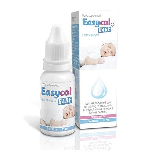 Easycol Baby +  (expiry Aug 2020)