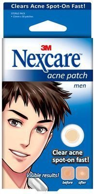 Nexcare Men Acne Patch