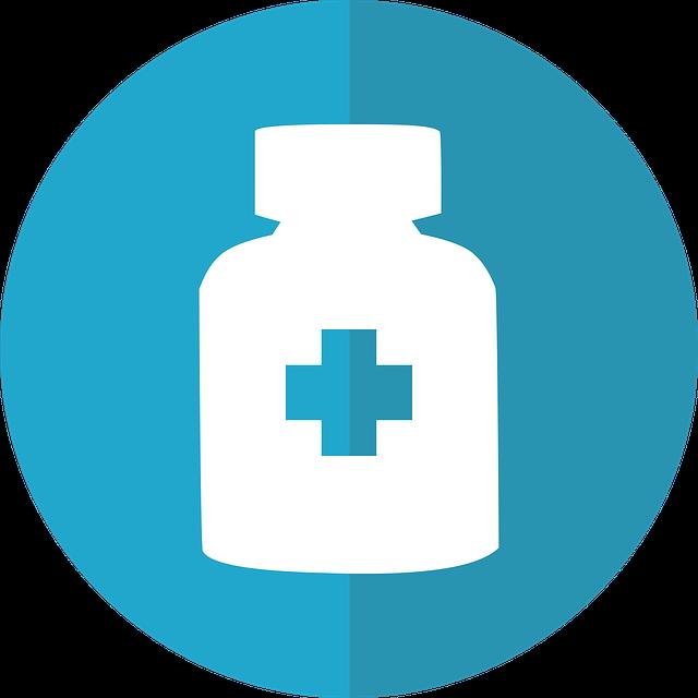 Children Travel Medication Kit