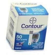 Sell Contour 7080G 50 Count