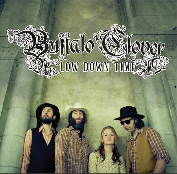 Buffalo Clover - Low Down Time Vinyl 00000