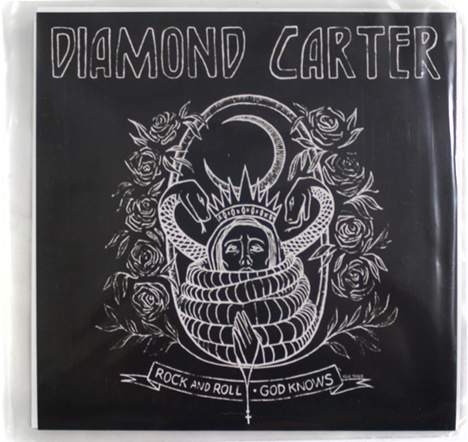 Diamond Carter 7' Vinyl 00004