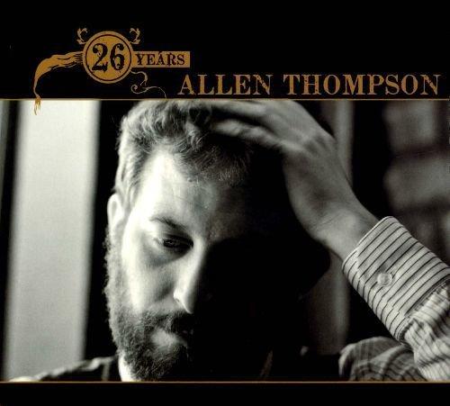 Allen Thompson Band - 26 Years CD 00007