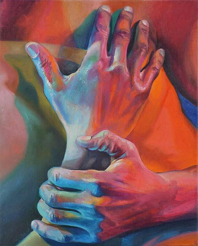 Hand in Mine - Original