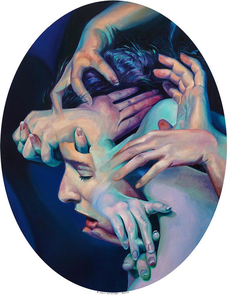 Poster of Medusa - Unsigned