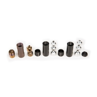 SEG Multi-Length Rimfire Suppressor UPGRADE YOURS TO ALL 17-4 SS Baffles