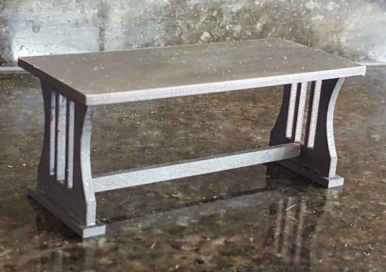 Tudor Table Kit 12th Scale