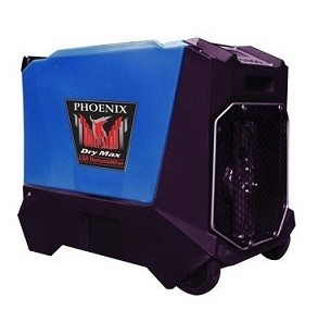Phoenix Dry Max LGR Dehumidifier - BLUE