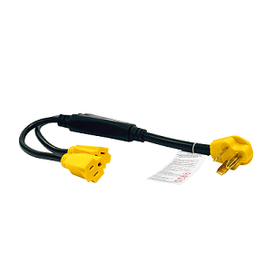 3-Prong Electrical Converter