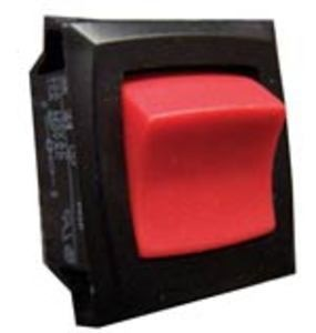 Rocker Switch - Red, Lighted for Old Style FX88