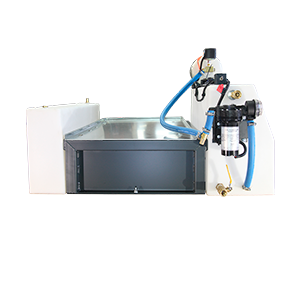 370SS Submount Fresh Water Tank - 70 Gallon