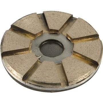 Toolip Metal Bond Floor Disc - (Select Grit)