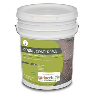 Cobble Coat H2O Wet Look - PL