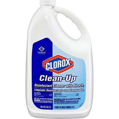 Clorox Clean-Up Disinfectant Cleaner with Bleach - GL