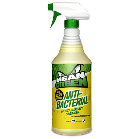Mean Green Antimicrobial Multi-Surface Cleaner - QT