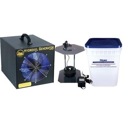 Titan 2000 Hydroxyl Generator Package by International Ozone