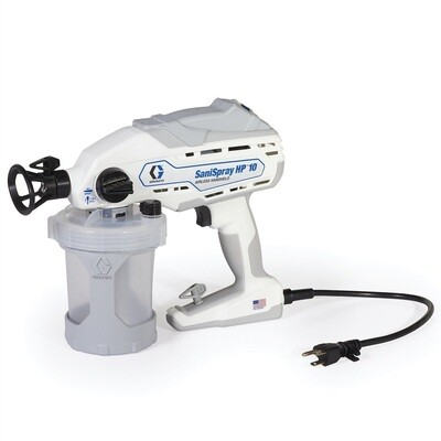 SaniSpray HP10 Disinfectant Sprayer by Graco