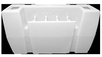 110gl Fresh Water Tank by Pumptec