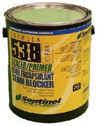 539 CLEAR Odor Encapsulant w/ Antimicrobial - GL