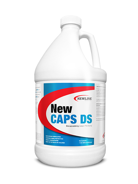 New Caps DS (GL) by Newline   Concentrated Encapsulation Carpet Cleaner