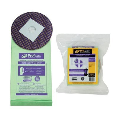 LineVacer HEPA Intercept Micro Filter Bag | 10 Pack
