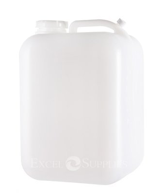 5 Gallon Chemical Jug - Headpack