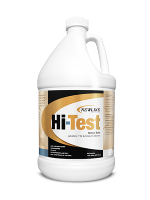 Hi-Test Premium Alkaline Stone and Tile Cleaner (Select Size)