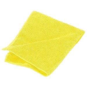Yellow Microfiber Towel  | 16X16