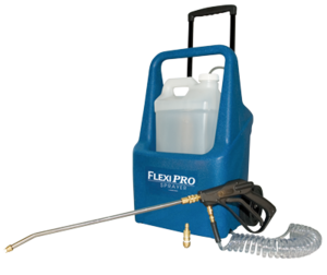 Fleixpro Battery Sprayer - 120v