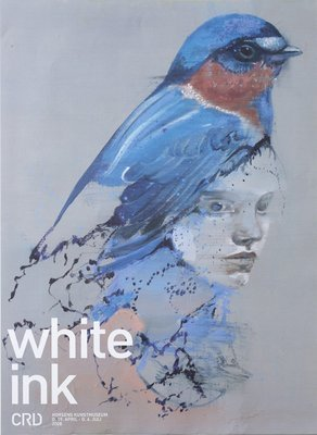 White Ink - Poster