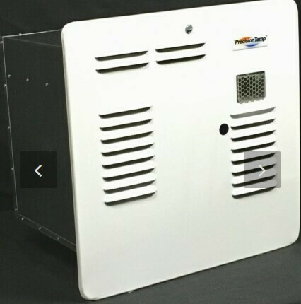 RV550-EC PrecisionTemp Tankless Water Heater