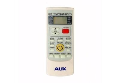 AUX New Original YKR-H/208E For AUX Air Conditioner Remote Control