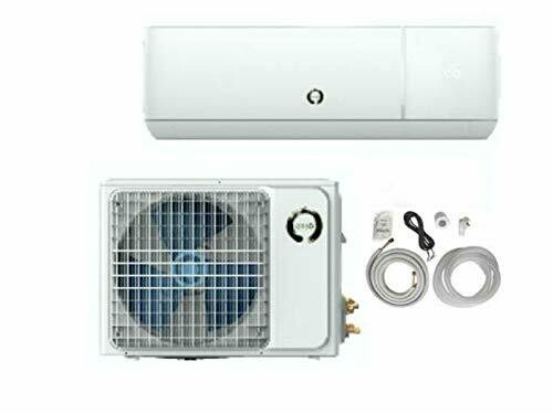 ENSO 12000 BTU -110 Volt Mini Split System with Install Kit  17 SEER