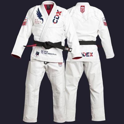 USA Edition Brazilian Jiu Jitsu Gi