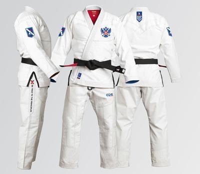 Russian Edition Brazilian Jiu Jitsu Gi