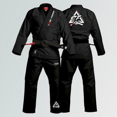 Kimono for the Brazilian Jiu Jitsu for the club