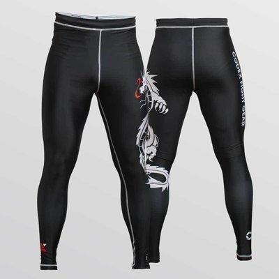 Компрессионные штаны для грепплинга