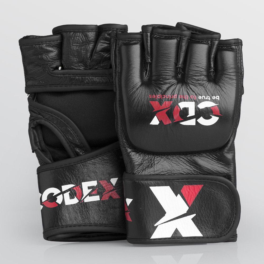 Перчатки черные MMA