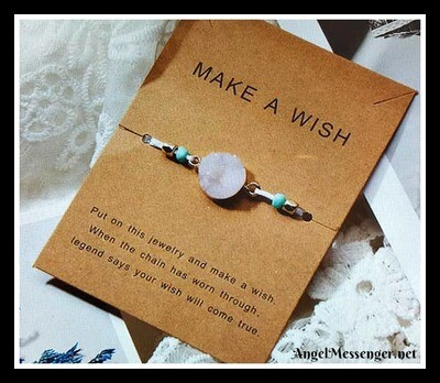 Wish Bracelet (6 Colors)