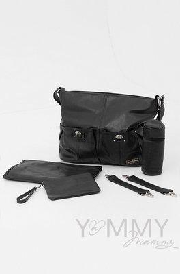 Мамина сумка Casual, черный