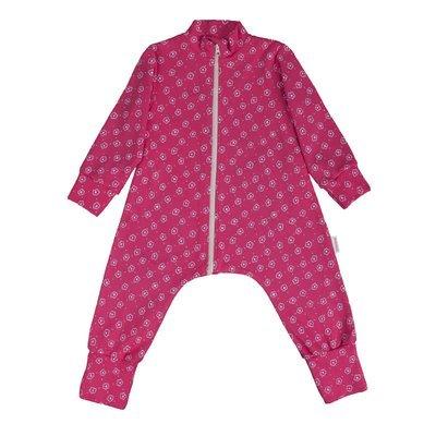 Bambinizon. Комбинезон-пижама на молнии легкий
