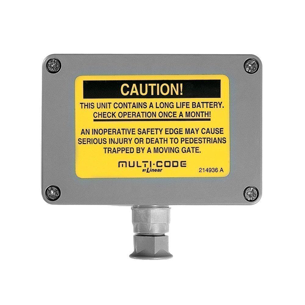 302210 Multi-Code Gate Safety Edge Transmitter